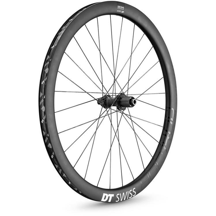 DT Swiss HGC 1400 HYBRID disc brake wheel, 42 x 24 mm rim, 148 x 12 mm axle, 700c rear