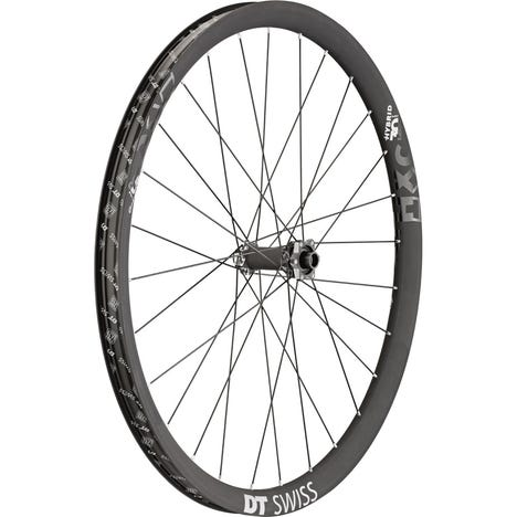 HXC 1200 Hybrid wheel, 30 mm Carbon rim, 15 x 110 mm BOOST axle, 27.5 inch front