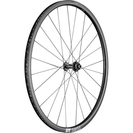 PRC 1100 DICUT Mon Chasseral 24 mm Clincher Disc Brake 100 x 12 Front Wheel