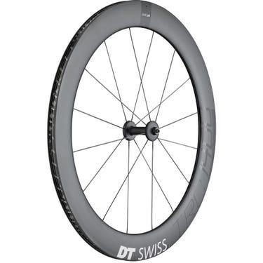 TRC 1400 DICUT track wheel, full carbon tubular 65 mm, front