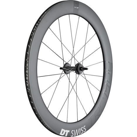 TRC 1400 DICUT track wheel, full carbon tubular 65 mm, rear