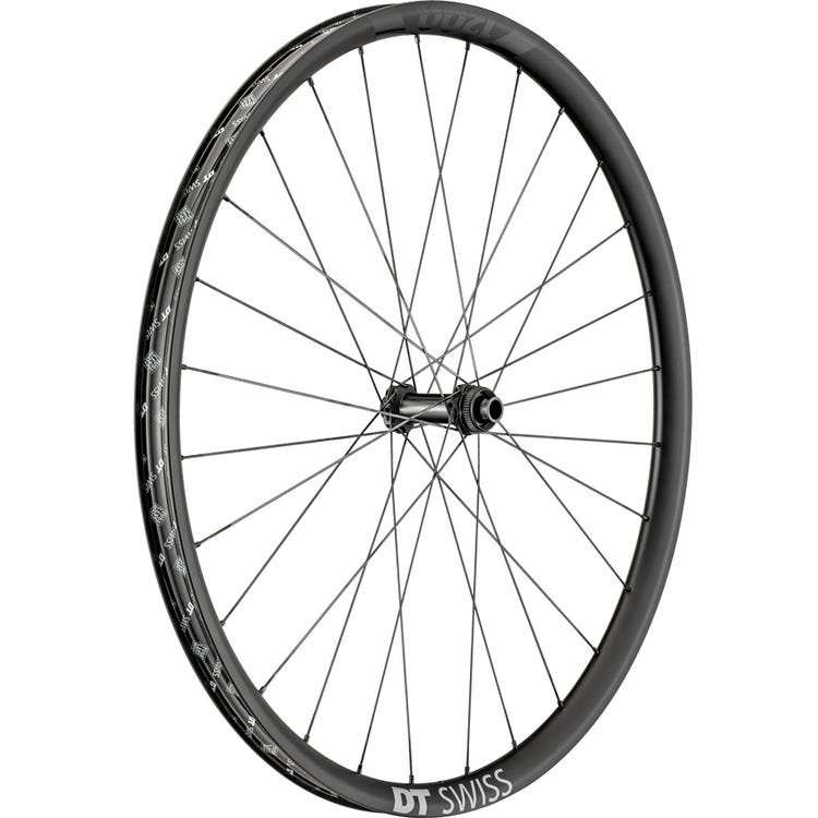 DT Swiss XRC 1200 EXP wheel, 30 mm Carbon rim, BOOST axle, 29 inch front