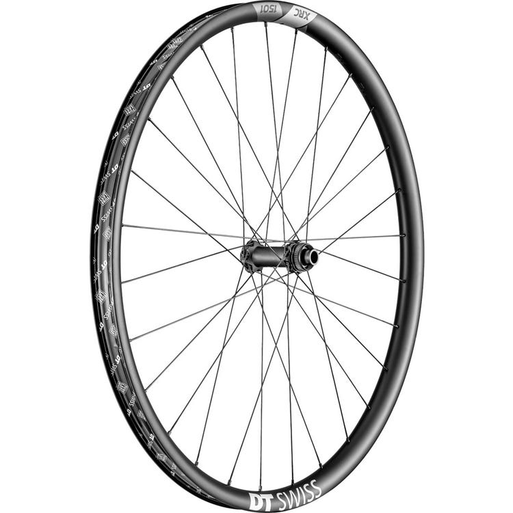DT Swiss XRC 1501 wheel, 30 mm rim, BOOST axle, 29 inch front