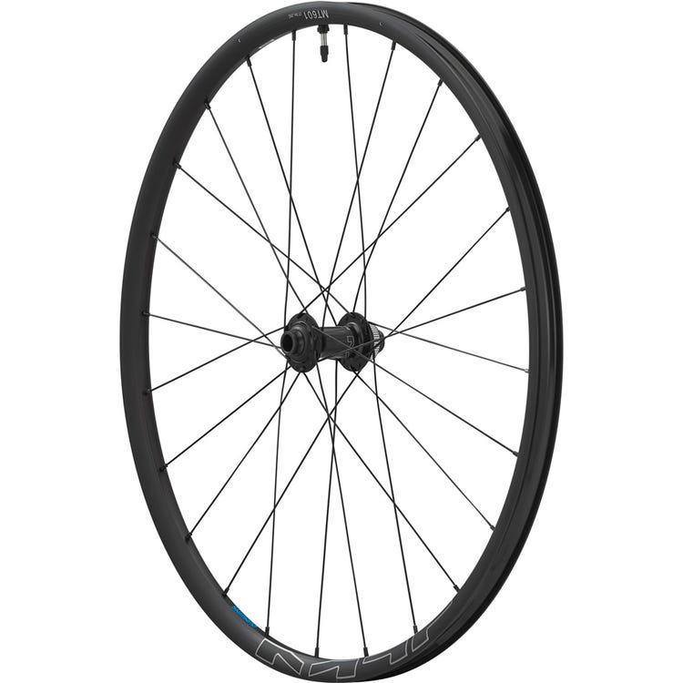 Shimano Wheels WH-MT601 tubeless compatible wheel, black