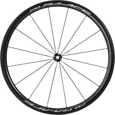 WH-R9100 Dura-Ace wheels, Carbon tubular 40 mm, Q/R
