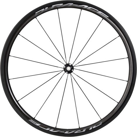 WH-R9100 Dura-Ace wheels, Carbon tubular 40 mm, Q/R
