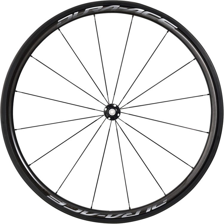 Shimano Dura-Ace WH-R9100 Dura-Ace wheels, Carbon tubular 40 mm, Q/R
