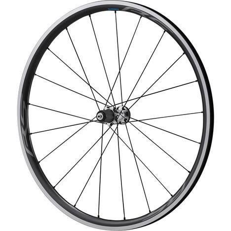 WH-RS700-C30-TL wheels, Tubeless ready clincher 30 mm, Q/R