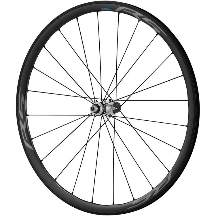Shimano Wheels WH-RS770-C30-TL disc wheels, Tubeless ready clincher