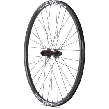 Gravel Rear Wheel DT 370 CL Hub G 540 Rim TLR black 700c