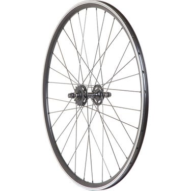 Rear Track Wheel With 16 Tooth Sprocket black 700c