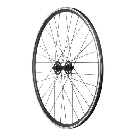 Front Track Wheel black 700c