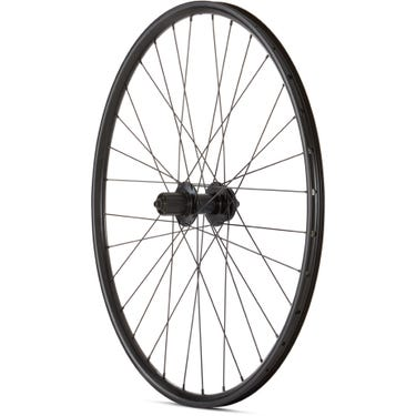 MTB Rear Disc Quick Release Cassette Wheel black 27.5 inch