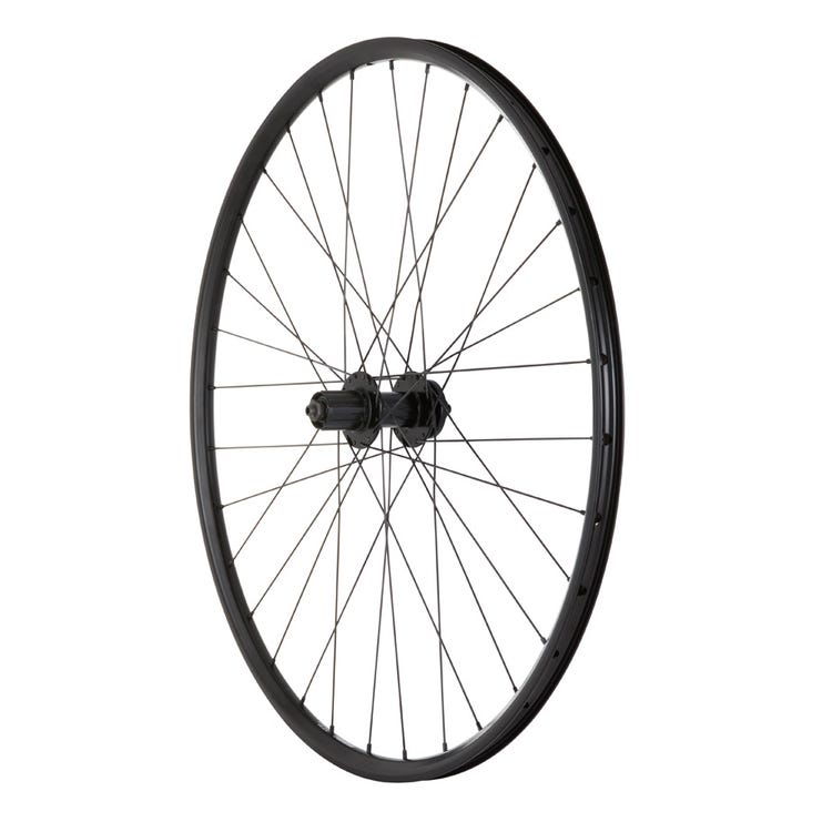 "M Part Wheels Alloy 6B Hub Q/R (Suits 8/9/10 Speed) Cassette 135 MM/32H 29"" DW Disc Rim/DT SS"