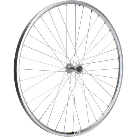 M Part Wheels Shimano Deore / Mavic A319 silver / DT Swiss P/G 36 hole front wheel
