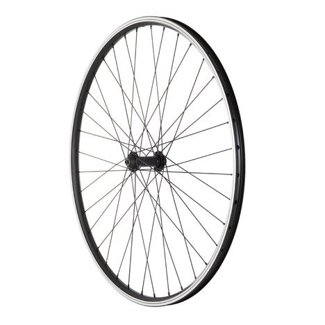 Hybrid Front Quick Release Wheel black 700c