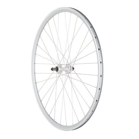 M Part Wheels Alloy Hub Q/R Screw-On For Multi Freewheel 130 MM/32H 700C DW Narrow Rim/DT SS s