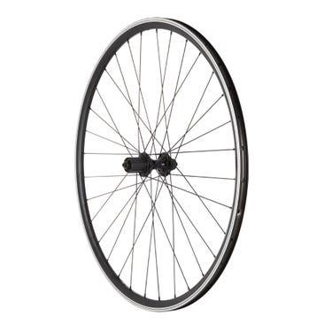 Road Rear Quick Release Cassette Wheel black 700c