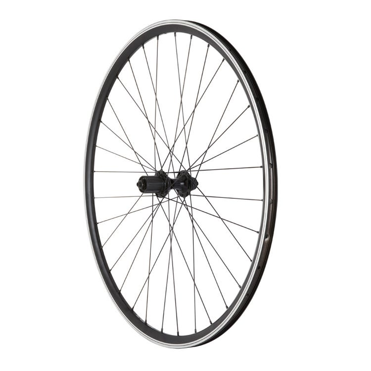 M Part Wheels Alloy Hub Q/R (Suits 8/9/10 Speed) Cassette 130 MM/32H 700C DW Narrow Rim/DT SS