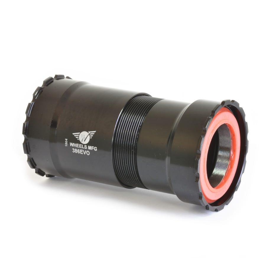 Wheels Manufacturing 386EVO Threaded ABEC-3 Bearings for 29mm cranks SRAM DUB