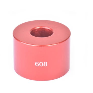 Replacement 608 over axle adaptor for the WMFG small bearing press