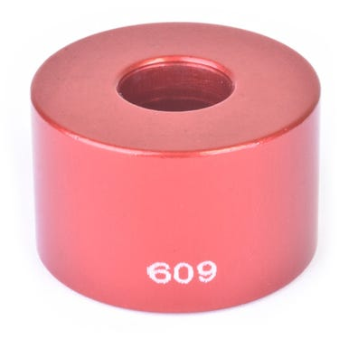 Replacement 609 over axle adaptor for the WMFG small bearing press