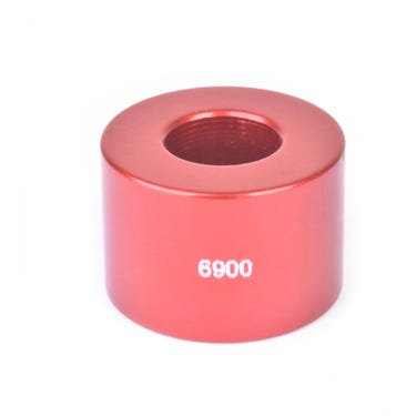 Replacement 6900 over axle adaptor for the WMFG small bearing press