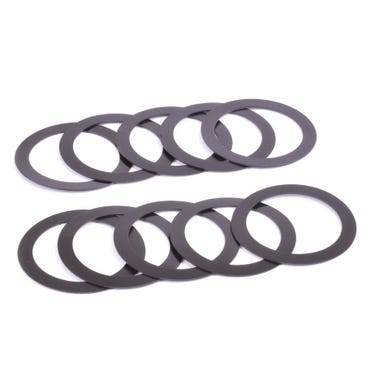 29mm ID x 0.5mm Crank Spindle Spacer - 10 Pack