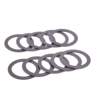 29mm ID x 1mm Crank Spindle Spacer - Pack of 10