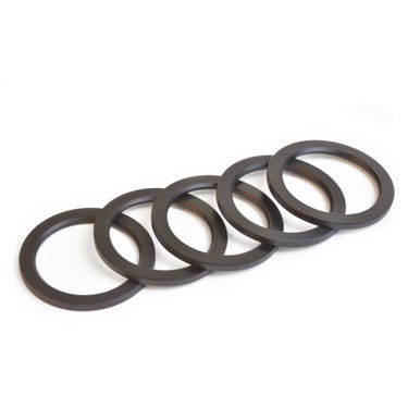 29mm ID x 2.5mm Crank Spindle Spacer - 5 Pack