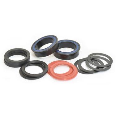 BB86/92 Black Oxide ABEC-3 to 29mm Cranks (SRAM DUB)