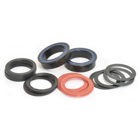BB86/92 Black Oxide ABEC-3 to 29mm (DUB)
