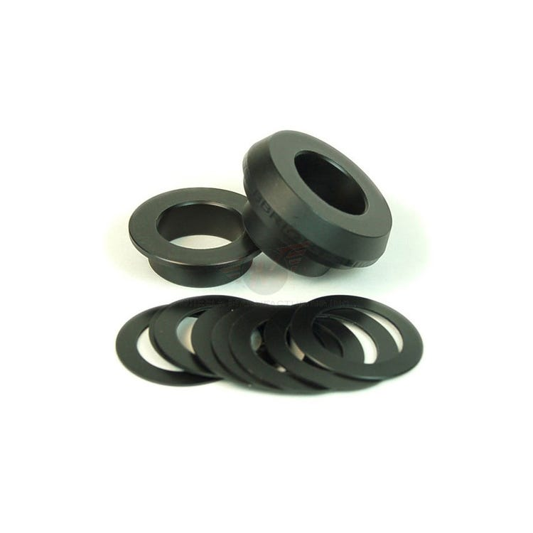 Wheels Manufacturing BBright to 24mm Crank Spindle Shims