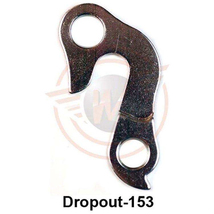 Wheels Manufacturing Replaceable derailleur hanger / dropout 153