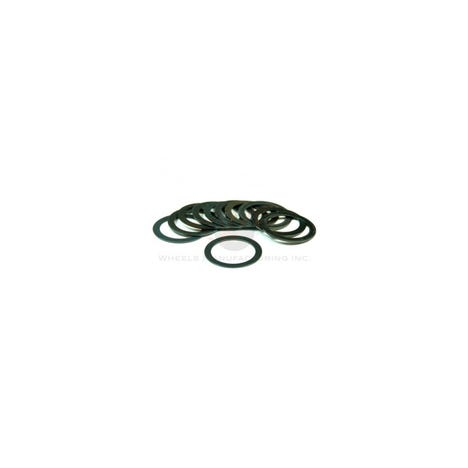 Spacers To Work With 30mm bb Shells, I.D 30mm, 1mm Width, Pack of 10