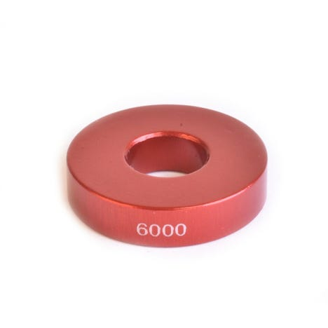 Drift for use with bearing 6000 and 10mm axles for the WMFG over axle kit