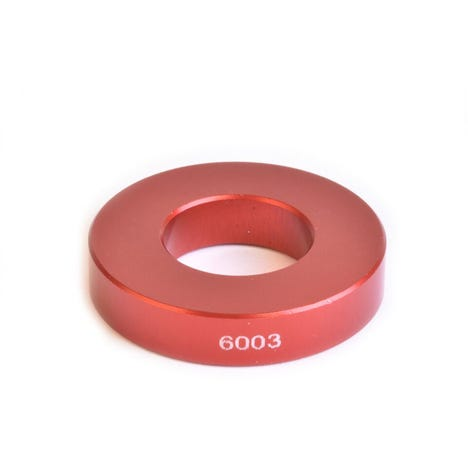 Drift for use with bearing 6003 and 17mm axles for the WMFG over axle kit