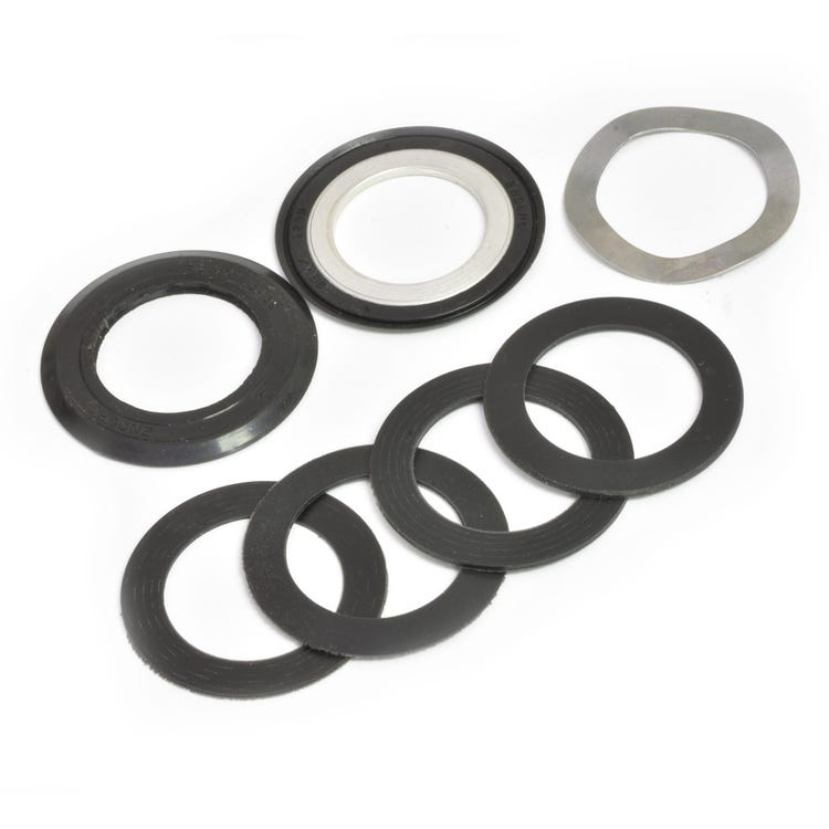 Wheels Manufacturing 24/22mm GXP BB Spacer Pack