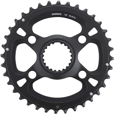FC-M8100-2 chainring, 36T-BJ for 36-26T