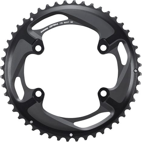 GRX FC-RX810 chainring 48T-ND, for 48-31T
