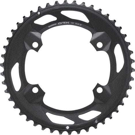FC-RX600-10 chainring 46T-NF