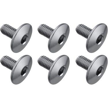 SPD SL 10 mm cleat bolts x 6