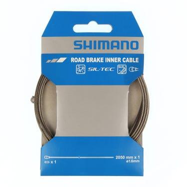 Road brake SIL-TEC coated stainless steel inner wire, single