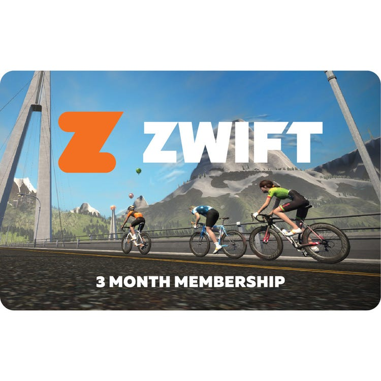 Zwift 3 Month Membership