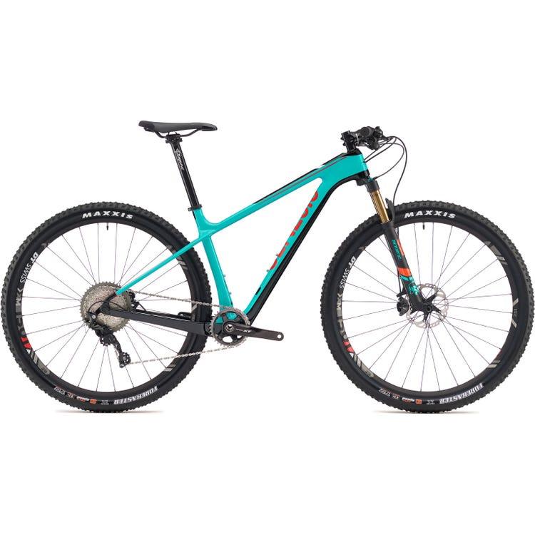 Genesis 2018 Mantle 30 XC Carbon Race lg EX DEMO