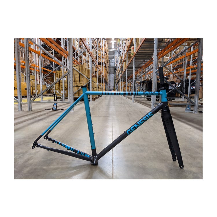 Genesis 2018 Volare 853 Disc frameset Medium Brand Sample (Unused)