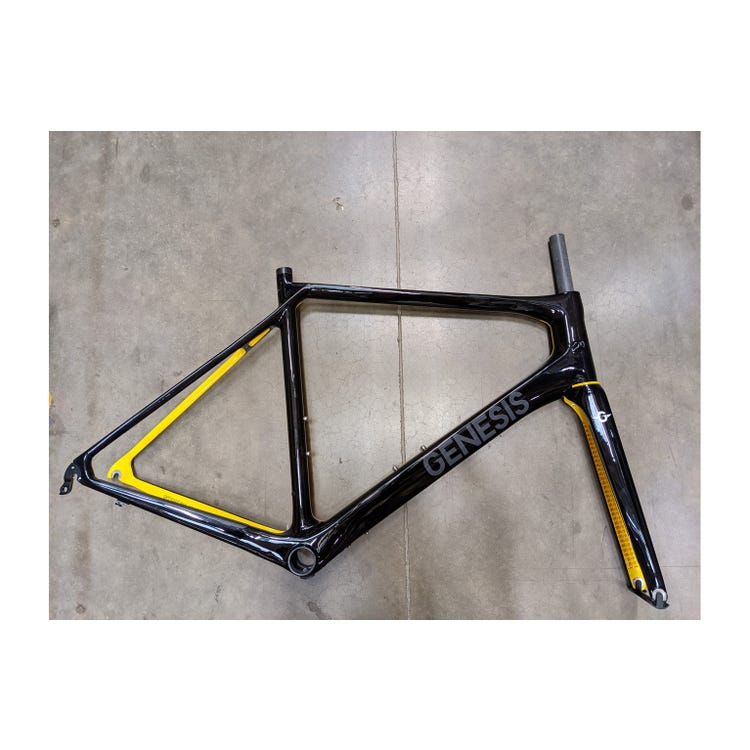 Genesis 2017 Zero frameset Medium Brand Sample (Unused)