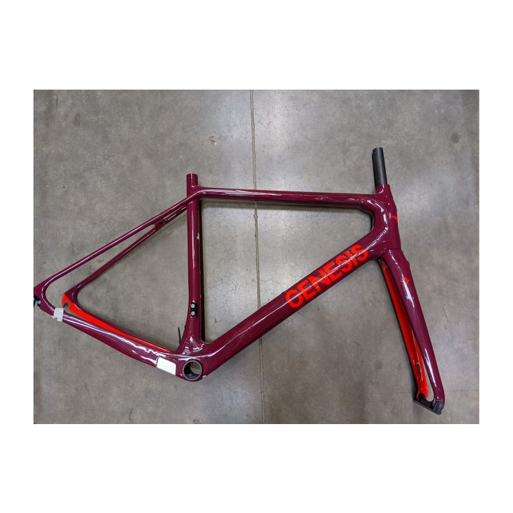 Genesis 2019 Zero frameset Medium Brand Sample (Unused)