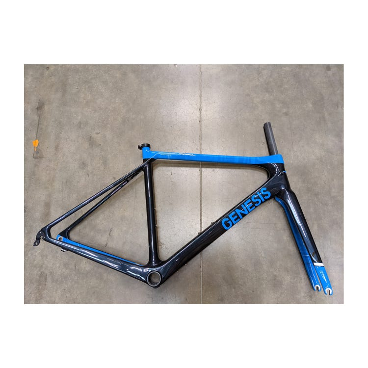 Genesis 2017 Zero frameset Small Brand Sample (Unused)