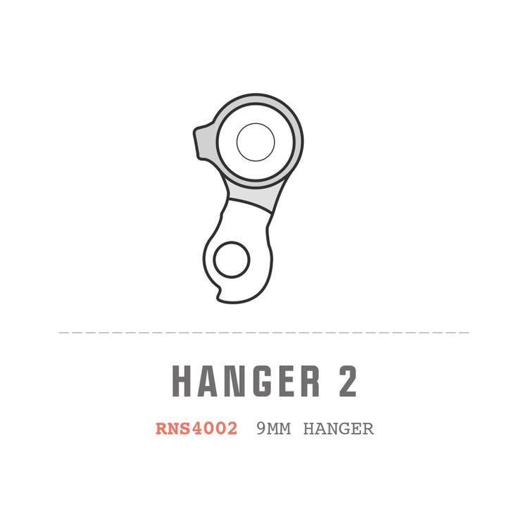 Saracen Hanger 02 fits: CR3 - CR2 - AL1 2010 Models